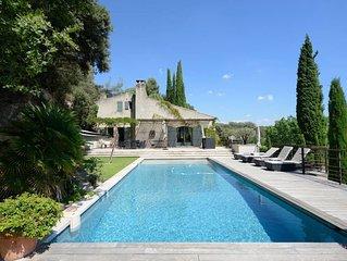 Maison de charme, privee, en provence a 300m du Village de Lourmarin
