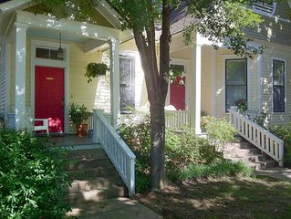 Classic Cottage in Historic Downtown Completely Updated