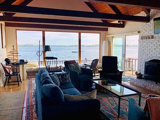 Rare Oceanfront Home in Beautiful Beverly Cove