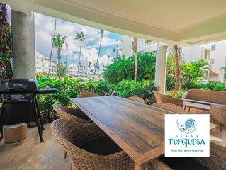 Green View Friends&Family BBQ Beach House, Dream location, Playa Turquesa OC