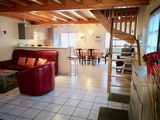 Maison spacieuse tres cosy