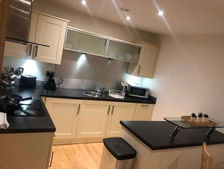 Newcastle serviced apartment, a beautiful 2bedroom 2bathroom located in the hear