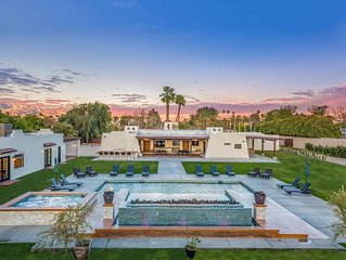 The Hacienda Estate: 9 Bedrooms, 9 Bathrooms