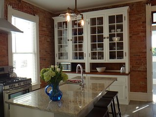 BEST DOWNTOWN LOCATION Beautiful Newly Restored Victorian COMFORT AND STYLE