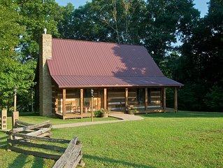 Schooner Creek Log Cabin