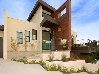 New Construction, Modern Luxe Home with Pool & Hotel Linens