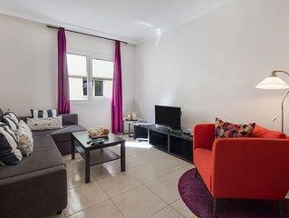 Charmante Ferienwohnung Apartamento La Milagrosa in La Laguna mit WLAN
