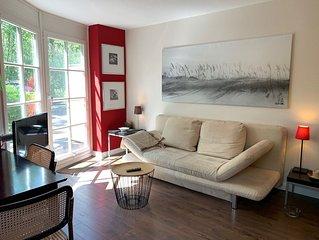sehr schöne Wohnung in Ruhiger Lage mit Garten