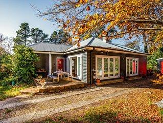 Charming Mountain Cottage- Pet Friendly