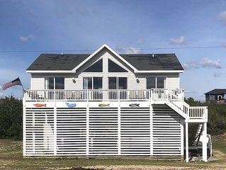 SEMI-OCEANFRONT  LOCATION!   LOCATION!  LOCATION! Hot Tub Pet friendly  WIFI