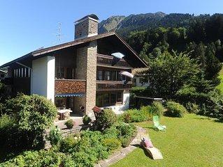 Ruhige sonnige Lage, direkt in Oberstdorf, alle Bergbahnen kostenlos zubuchbar