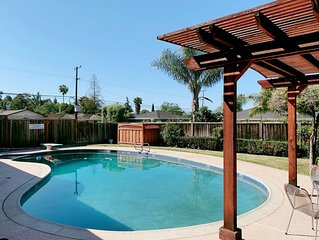 Beautiful & Quiet Home in the East Foothills, Private Pool W/ Spa