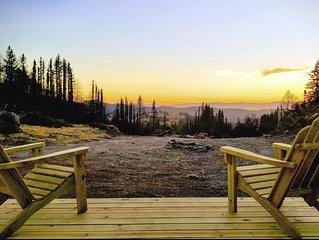 Tentrr Signature - Mystic Mountain Petrified Camp