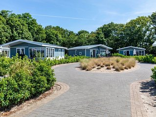 Luxury and detached 5 persons holiday home in the Noordwijk dunes