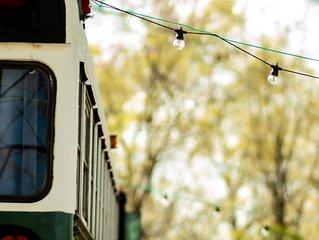 Emerald Gypsy Skoolie.... a Quirky Chic School Bus