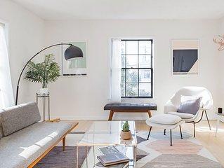 Bullseye! Modern 1 Bedroom