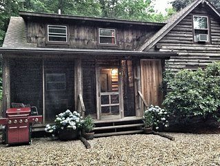 A Beautiful Cabin In The Heart Of The Berkshires