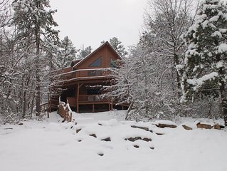 Classic Mountain Home With Two Living Areas, Incredible Views - WIFI