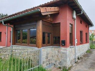 Encantadora casa rural recien renovada con amplio terreno de uso exclusivo