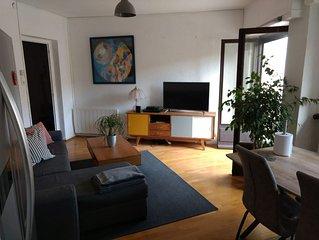 Appartement proche centre et thermes