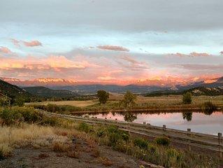 Telluride Ridgway Luxury Ranch on 37 Acres