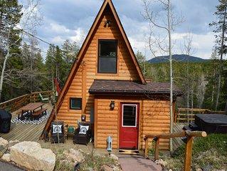 The Fox Den - A Gorgeous Mountain Getaway In Beautiful Evergreen, Colorado
