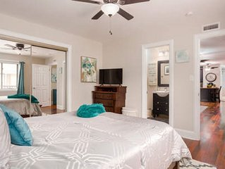 Cameron Village 2BR/2B Luxury Suite