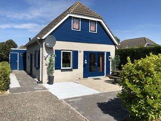 Kindervriendelijk vakantiehuis, Ouddorp aan zee, Zuid-Holland (max. 6 pers)