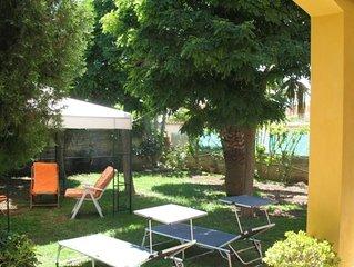 SIRACUSA - Villa + giardino + WiFi FREE  a 100 mt dal mare in Contrada Ognina SR