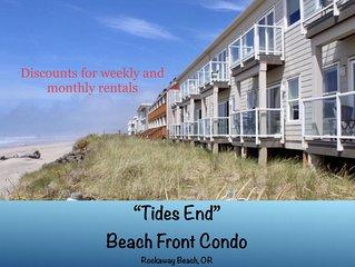 Luxury Oceanfront Condo