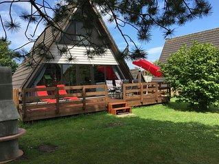 Ferienhaus Butjadingen fur 1 - 6 Personen mit 2 Schlafzimmern - Ferienhaus