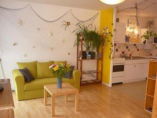 Ferienwohnung St Malo für 1 - 4 Personen mit 2 Schlafzimmern - Ferienwohnung