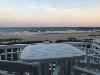 Best Oceanfront Location on OIB!