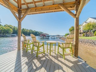 Lake Norman Luxury, great amenities for the whole family!