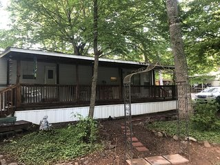 Relax On Front Porch Swing,  Access to the Chattahoochee River! GREC LIC#384197