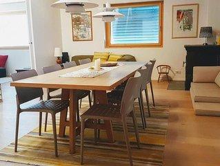 Ferienwohnung Flims Dorf für 4 - 7 Personen mit 3 Schlafzimmern - Penthouse-Feri