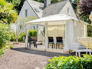 Beautiful house in Penestin in Brittany a 2 min walk from the sea