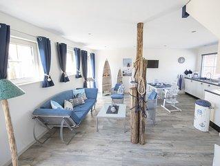 Vrijstaand Luxe Vakantiehuis  grote Tuin, Terras , Airconditioning in Kamperland
