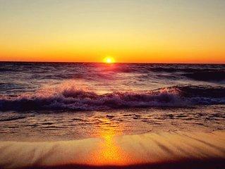 Point Pelee Getaway Beach