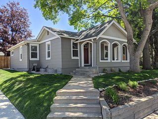 Gorgeous, renovated 1930s bungalow in Englewood!