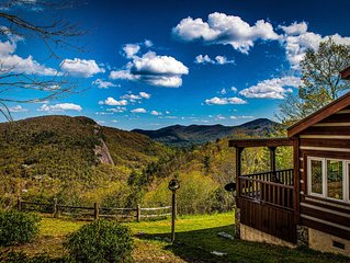 *New Listing: Moose Mountain Cabin - A cozy get-away in the Blue Ridge Mountains