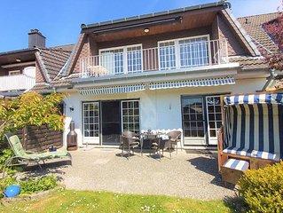 Ferienwohnung Friedrichskoog fur 4 Personen mit 2 Schlafzimmern - Ferienwohnung