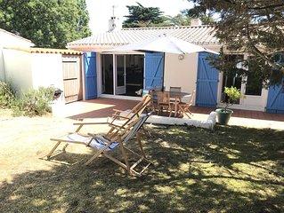 Maison au coeur de l'île de Noirmoutier