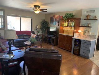 View, Golf and Pool in West Brook Village, 40+