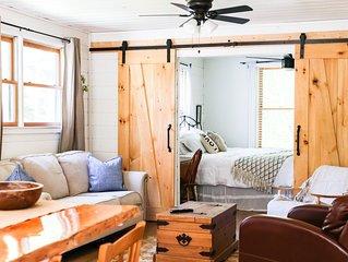 Little Farmhouse                    Escape Explore Relax