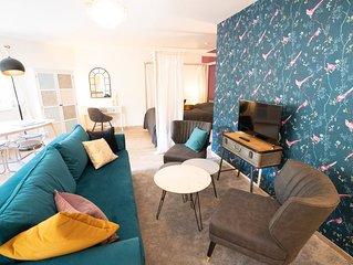 Neu! Tolles Studio mit Balkon in DD-Neustadt