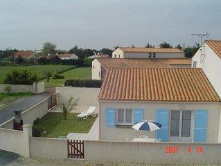 Maison 2 chambres, jardin, terrasse
