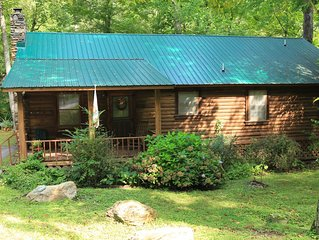 Relaxing vacation spot with breathtaking views of the Pacolet River!