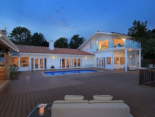Bel-Air Villa with Spectacular views