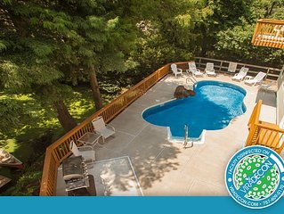 Sandbridge water lovers retreat with beach, pool, canal, and lakes to explore.